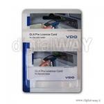 DLK PRO License Card Infrazioni
